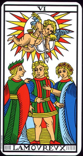 Tarot de Marsella (Jodorowsky-Camoin)