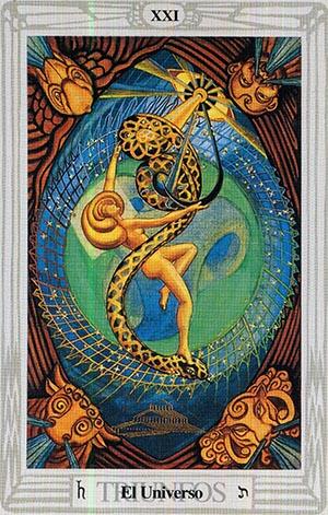 El Universo - Tarot Thoth
