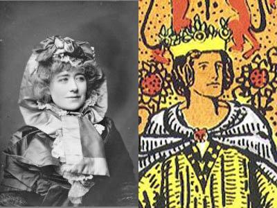Ellen Terry - Reina de Bastos
