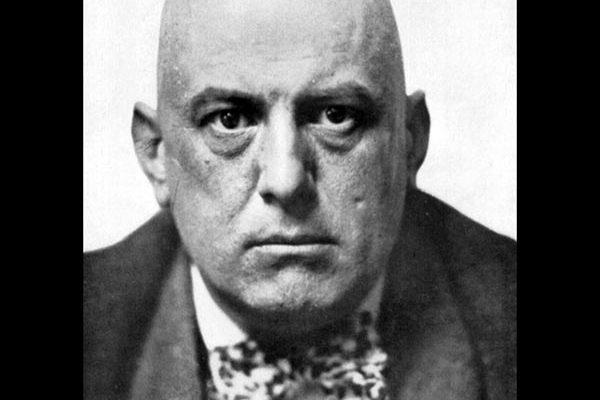 Aleister Crowley en 1912