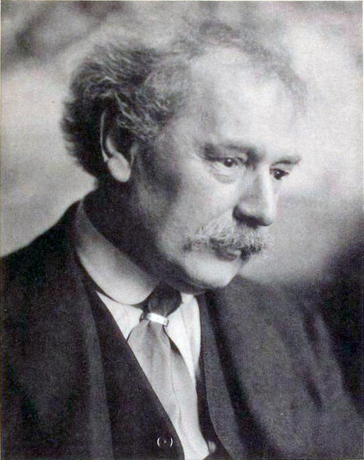 Arthur Edward Waite autor intelectual del Tarot Rider-Waite