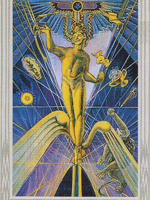 El Mago - Tarot Thoth