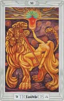 Lascivia - Tarot Thoth