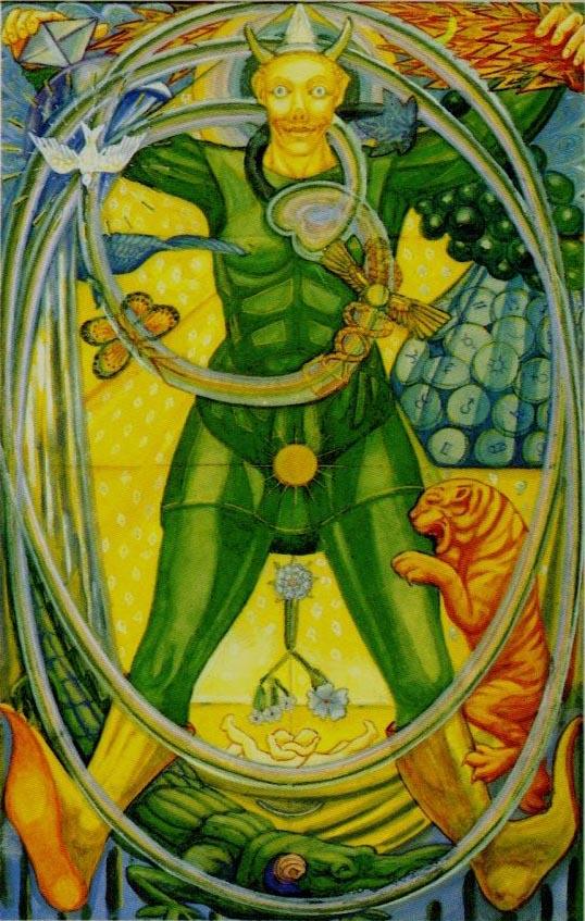 El Tarot Thoth – Reseña