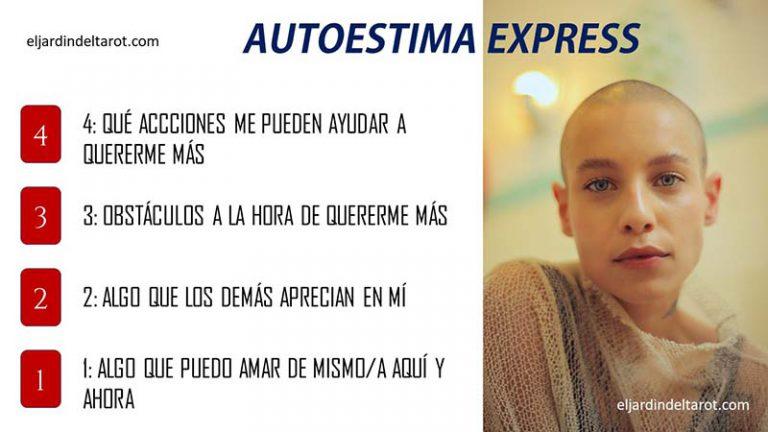 Tirada «Autoestima express»