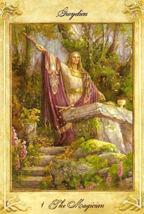 El Tarot de Llewellyn