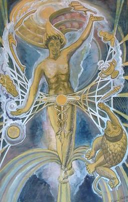Frieda Harris y el Tarot Thoth. Inspiración y generosidad