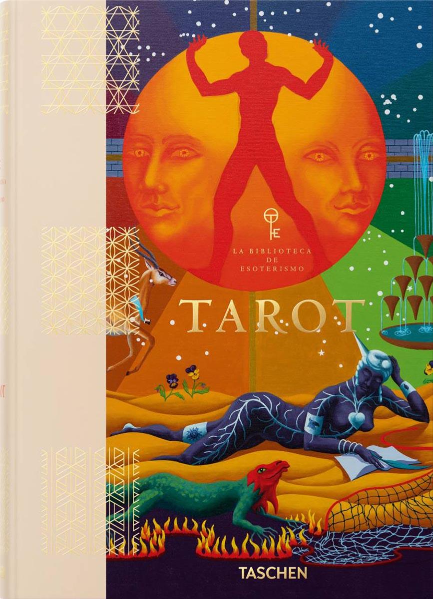 El libro «Tarot» de Taschen