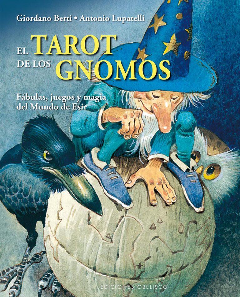 El Tarot de los Gnomos (libro y Tarot)