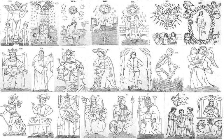 Court de Gébelin «inventa» el Tarot